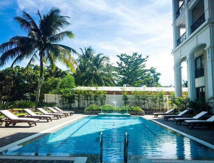 The Praha Hotel- khách sạn Phú Quốc đẹp