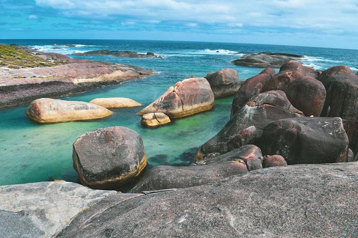 Beautiful tourist destinations in Western Australia