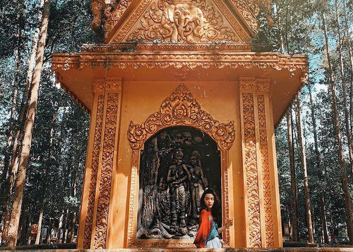 Về Sóc Trăng ghé thăm những địa điểm du lịch tâm linh nổi tiếng