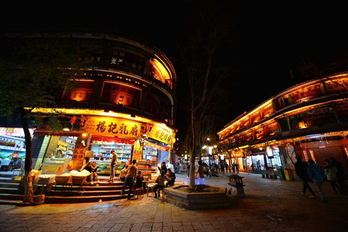 Khám phá vẻ đẹp của thành Đại Lý - Dali Foreigner Street