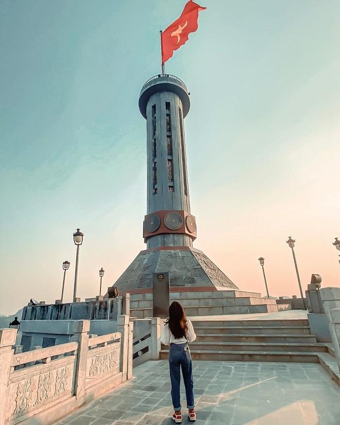 Giới thiệu vài nét về cột cờ Lũng Cú Hà Giang