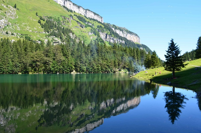 Discover interesting things in the Swiss Appenzell region - where the landscape is as beautiful as a fairy tale