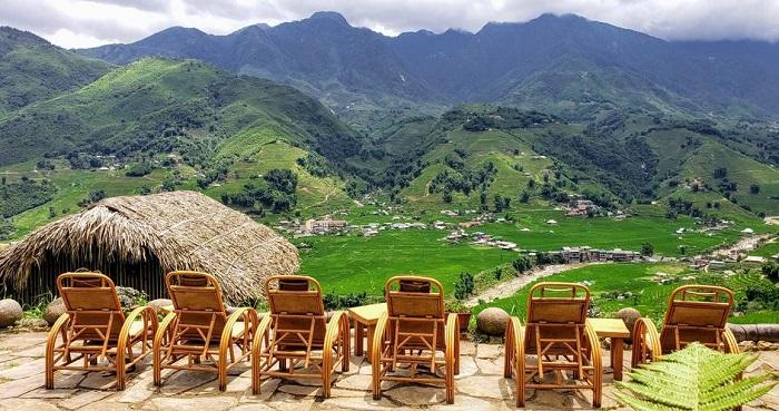 homestay view the rice season nine-eco-palm-house