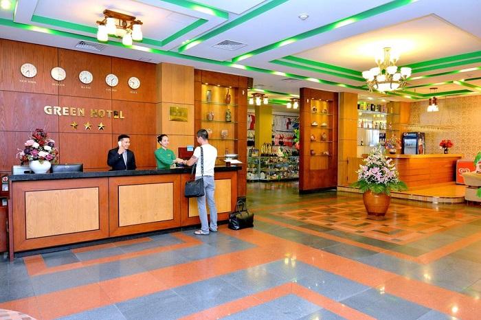 Green Vũng Tàu - Khách sạn Vũng Tàu đẹp được yêu thích nhất