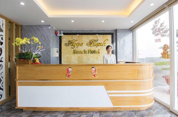 Ngọc Hạnh Beach- Khách sạn Vũng Tàu đẹp được yêu thích nhất