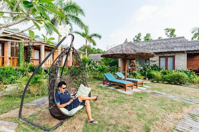 Ông Lãng Village - khách sạn Phú Quốc đẹp