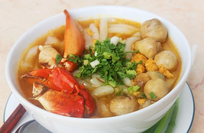 quán ăn ngon ở Đồng Xoài bánh canh