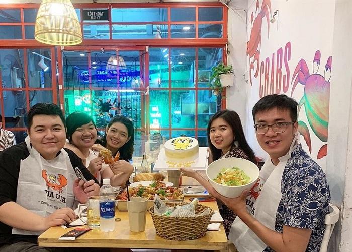 Lập team 'càn quét' 6 quán ăn ngon ở Đồng Xoài Bình Phước siêu đông khách