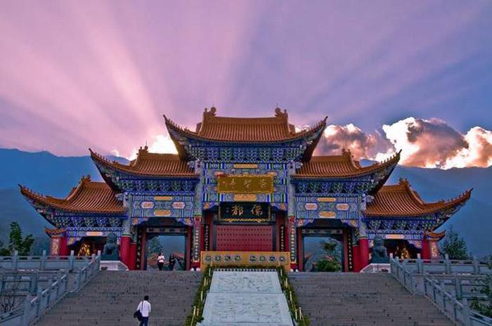 Khám phá vẻ đẹp của thành Đại Lý - Sùng Thánh Tự là ngôi chùa nổi tiếng
