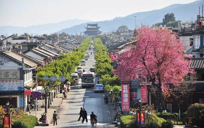 Khám phá vẻ đẹp của thành Đại Lý - được sáng lập bởi Đoàn Tư Bình