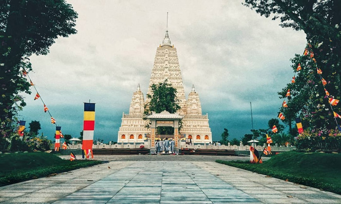 Thiền viện Trúc Lâm Chánh Giác Tiền Giang - ngôi chùa tuyệt đẹp