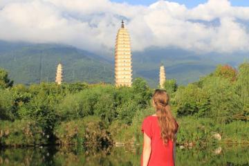 Khám phá vẻ đẹp thành Đại Lý - thắng cảnh Vân Nam nên thơ và diễm lệ