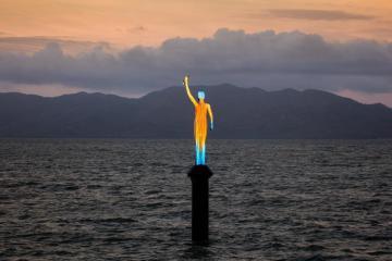 Lặn xuống biển để chiêm ngưỡng bảo tàng nghệ thuật dưới nước Moua