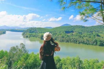 Lên Đồi Vọng Cảnh Huế ngắm trọn vẻ đẹp đất trời xứ mộng mơ