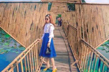 Khu du lịch Phương Nam Đồng Tháp - điểm check in xịn sò giữa miền sông nước
