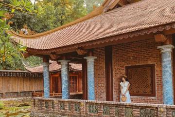 Đi tìm an yên nơi chốn bồng lai Địa Tạng Phi Lai tự