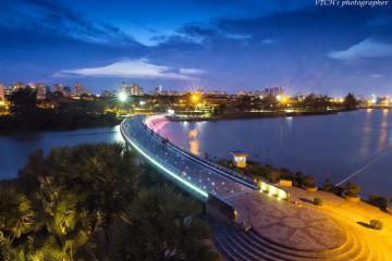 Đi tìm tọa độ cầu Ánh Sao lãng mạn bậc nhất Sài Gòn