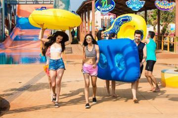 Công viên nước Adventure Cove – thiên đường giải trí không thể bỏ qua khi du hí Singapore