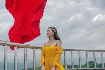 Cột cờ Lũng Cú Hà Giang – giấc mơ chinh phục của những kẻ lang thang