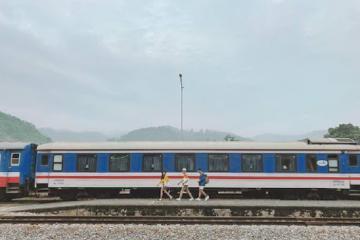 Trang bị cẩm nang di chuyển bằng tàu hỏa mùa dịch an toàn