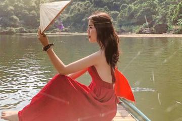 Đến Thung Nắng Ninh Bình hứng trọn những tia nắng ban mai rực rỡ