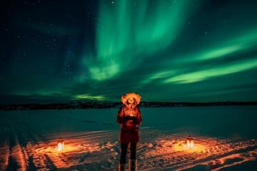 Bạn có biết 5 hiện tượng ánh sáng tự nhiên đẹp nhất trên trái đất?