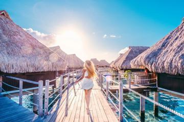 Những trải nghiệm du lịch hoàn hảo tại 'thiên đường nghỉ dưỡng' đảo Moorea