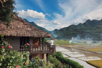 'Đưa nhau đi trốn' ngày cuối tuần tại những homestay tuyệt đẹp ở Mai Châu – Hòa Bình