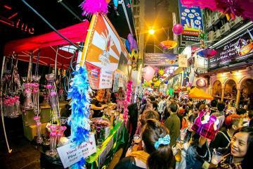 Lan Quế Phường Hồng Kông - thiên đường vui chơi sôi động bậc nhất xứ Cảng Thơm