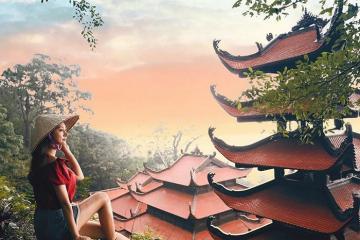 Lắng mình trong sự thanh tịnh của chùa núi Tà Cú Phan Thiết