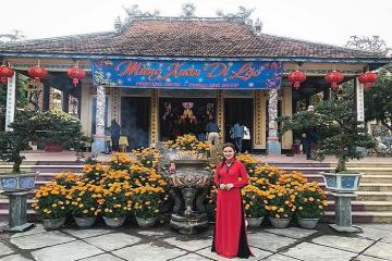 Mê mẩn vẻ đẹp cổ kính của chùa Long Khánh Quy Nhơn
