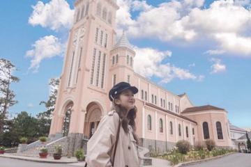 Nhà thờ con gà Đà Lạt – điểm nhấn kiến trúc của xứ sở ngàn hoa