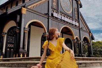 Nhà thờ gỗ Kon Tum - Kiệt tác kiến trúc gỗ phong cách Basilica duy nhất trên thế giới