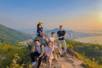 Núi Xuân Vân - điểm ngắm bình minh đẹp nhất Quy Nhơn
