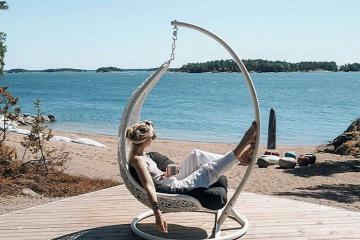 Đảo SuperShe Phần Lan - thiên đường nghỉ dưỡng của 'hội chị em'