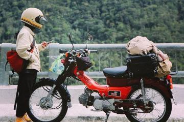 Hướng dẫn thuê xe máy Đà Nẵng từ A - Z cho team mê du lịch tự túc