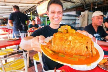 'Càn quét' những quán ăn ngon ở Malacca nức tiếng gần xa