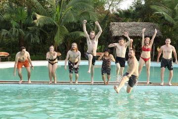 Khám phá suối nước nóng Tiên Lãng – điểm nghỉ dưỡng thú vị tại thành phố hoa phượng đỏ