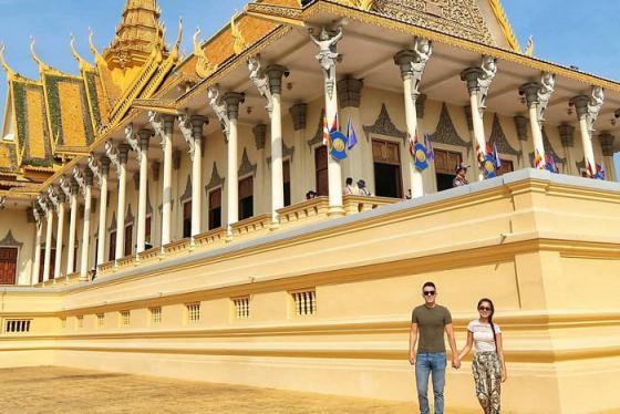 Những địa điểm tham quan ở Phnom Penh đẹp và thu hút du khách nhất