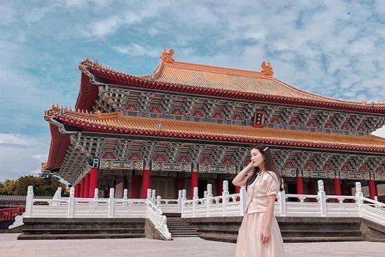 Khám phá kiến trúc độc đáo của đền Khổng Tử ở Cao Hùng Đài Loan