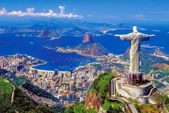 Ghé thăm tượng Chúa Cứu Thế Brazil – biểu tượng của xứ sở samba