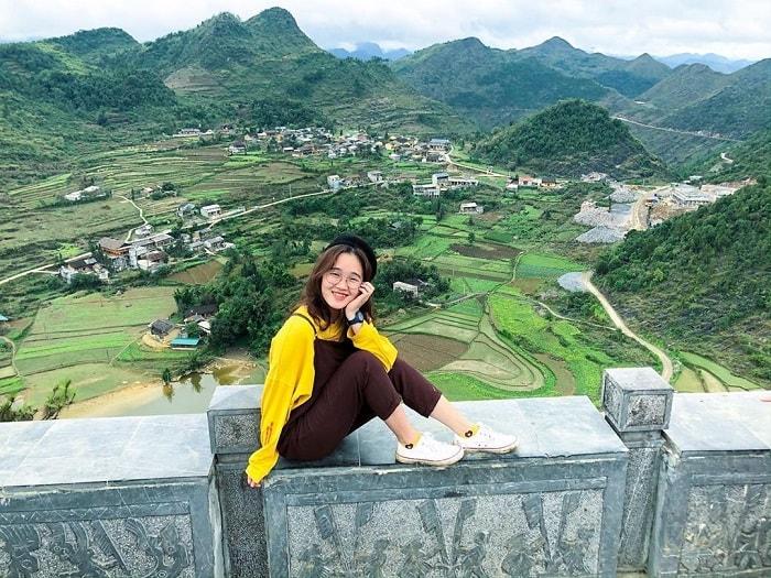 Vẻ đẹp của cột cờ Lũng Cú Hà Giang