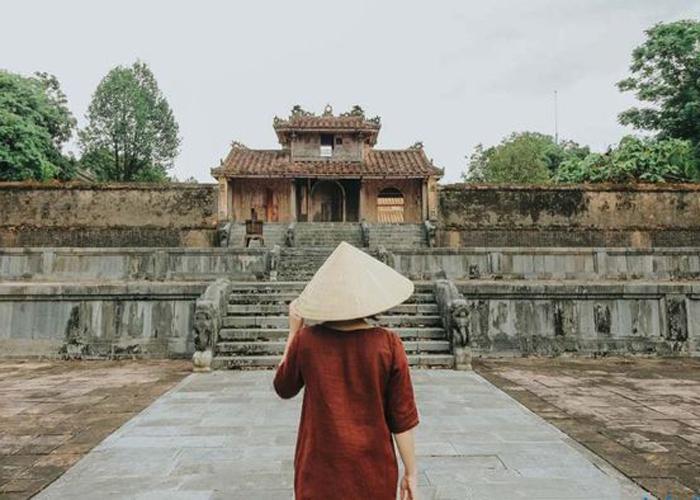Lăng Thiệu Trị - công trình kiến trúc lăng tẩm độc đáo bị lãng quên trên đất Huế