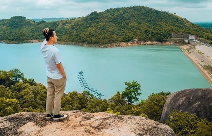 Khám phá hồ AYun Hạ Gia Lai
