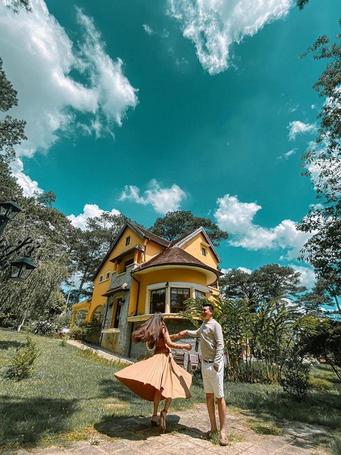 Những khu nghỉ dưỡng giữa rừng ở Đà Lạt