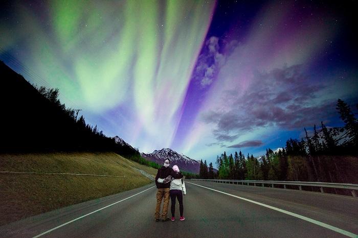 Ngắm Bắc cực quang - Kinh nghiệm du lịch Alaska