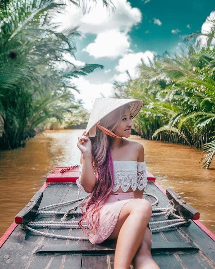 Du ngoạn khu du lịch vườn Ba Ngói - Bến Tre nổi tiếng