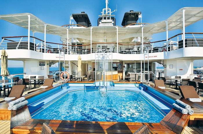 CroisiEurope - Du thuyền Địa Trung Hải