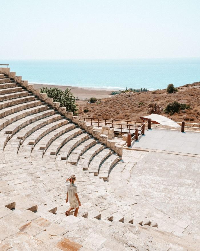 Một đia điểm tham quan lịch sử ở đảo Síp - Du lịch đảo Síp