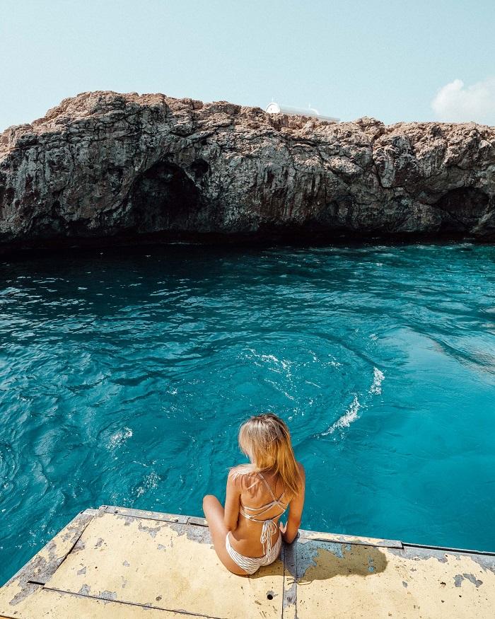 Đi bơi vào mùa hè ở đảo Síp - Du lịch đảo Síp